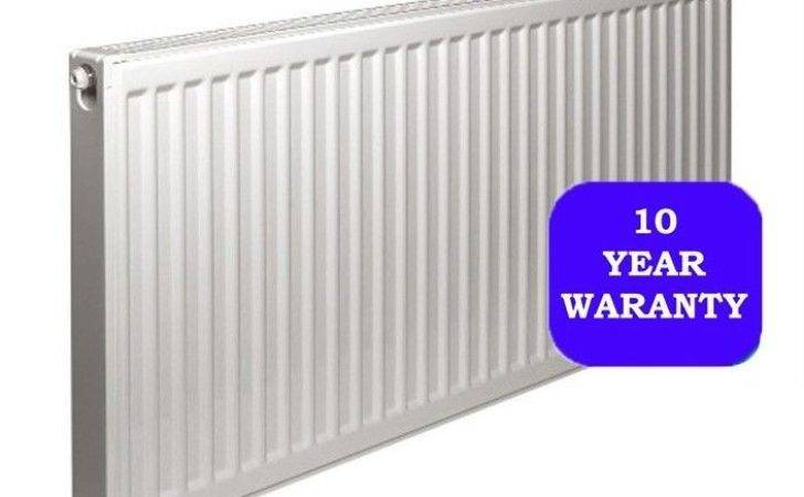 Double Panel Type Compact Central Heating