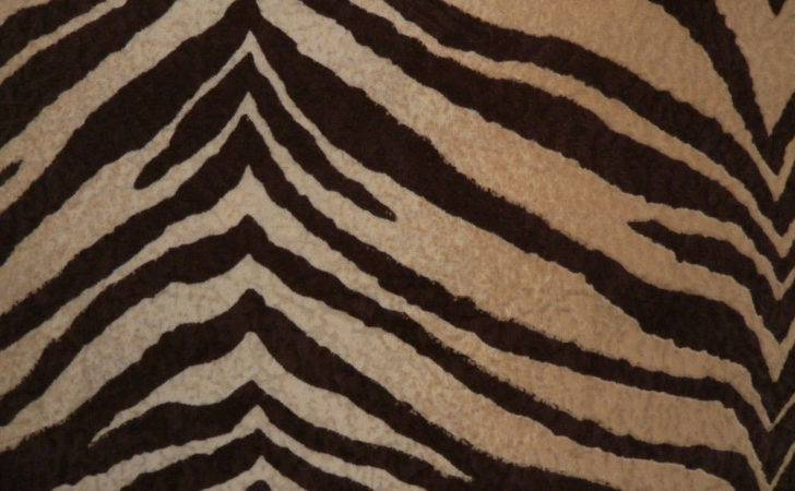 Drapery Upholstery Fabric Bengal Tiger Textured Animal