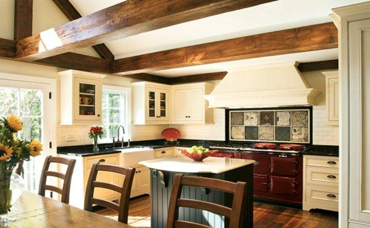 Dream Kitchens Colonial Country Kitchen Ideas