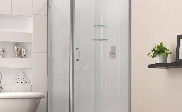 Dreamline Flex Frameless Shower Enclosure Backwall
