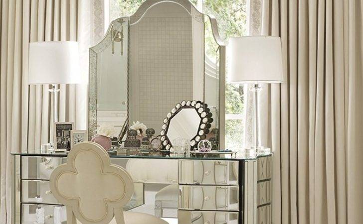 Dressing Tables Vanities Add Glamour Photos
