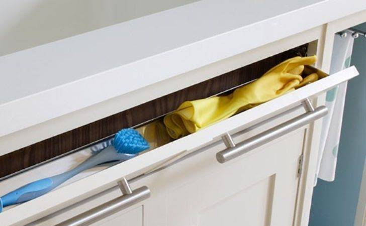 Drop Down Sink Drawer Inspired Timeless