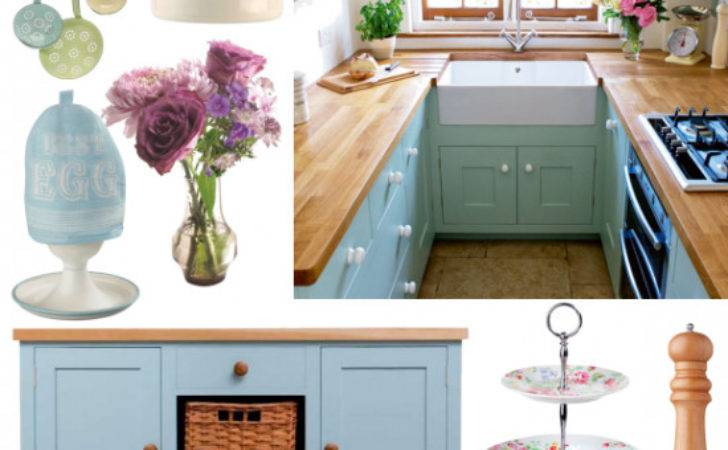 Duck Egg Blue Kitchen Quotes