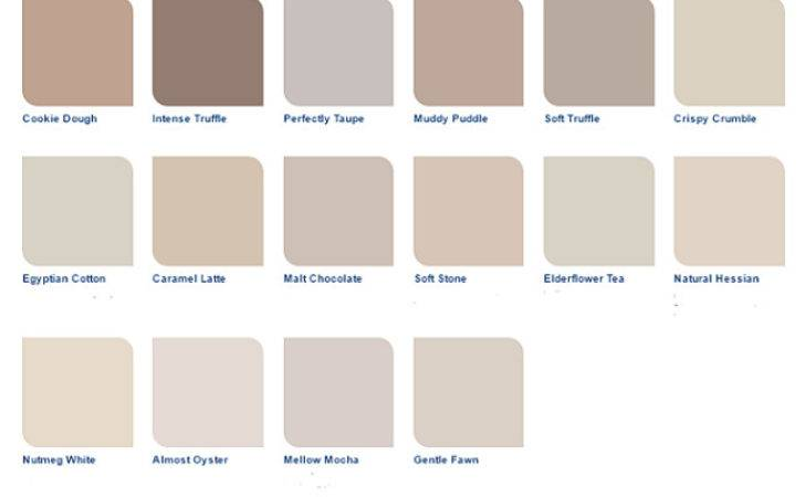 Dulux Colour Emulsion Warm Neutrals Testers Ltrs Kis