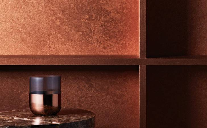 Dulux Design Copper Effect Paint