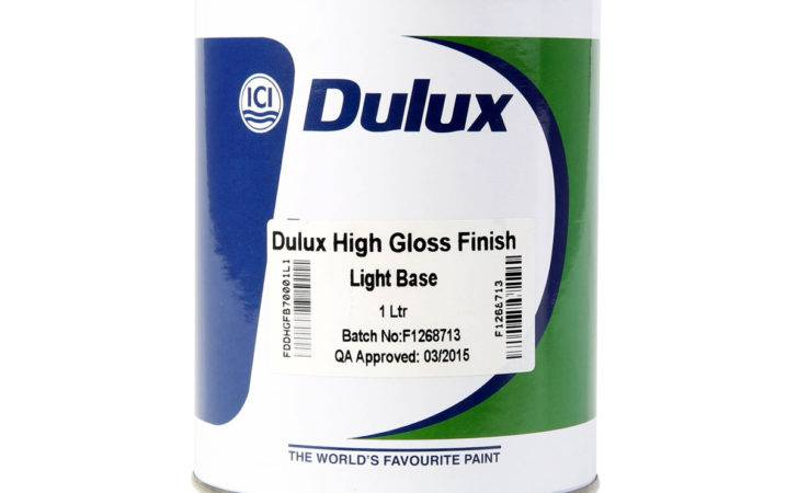 Dulux High Gloss Light Base Paint Ace