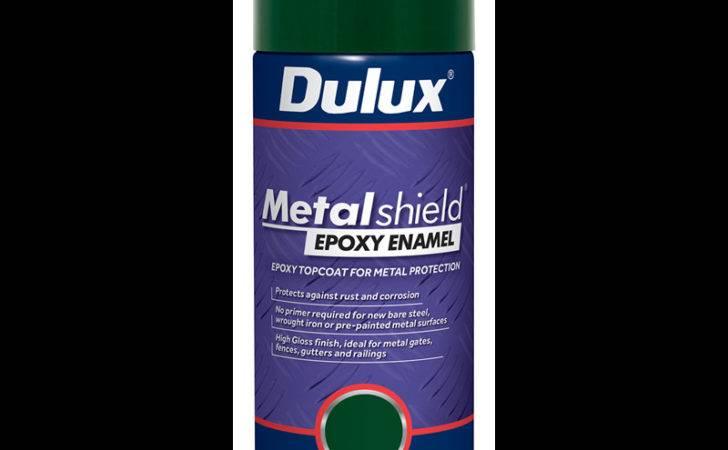 Dulux Metalshield High Gloss Brunswick Green Epoxy