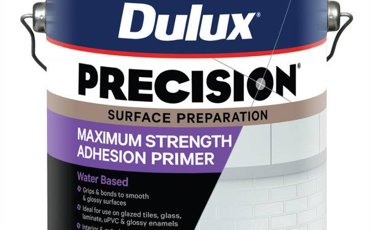 Dulux Precision White Maximum Strength Adhesion Primer