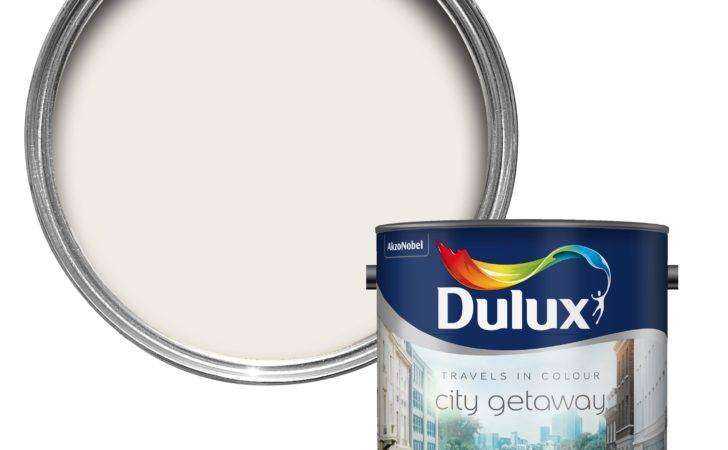 Dulux Travels Colour Boutique Cream Matt Emulsion Paint