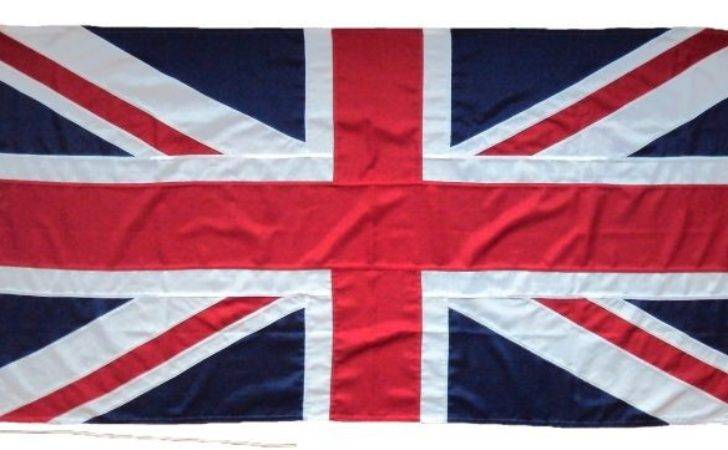 Durable Union Jack Flag British Flags