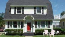 Dutch Colonial House Style Design