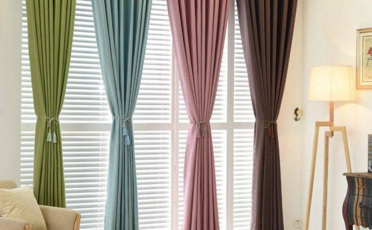 Dye Blackout Curtains Curtain Menzilperde