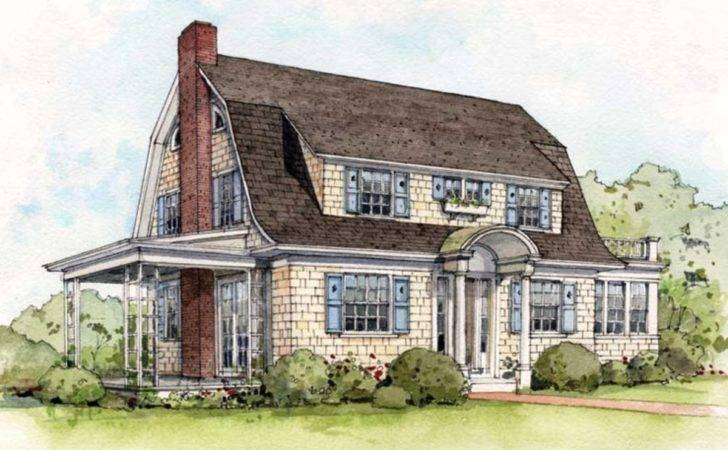 Early Century Suburban House Styles Old