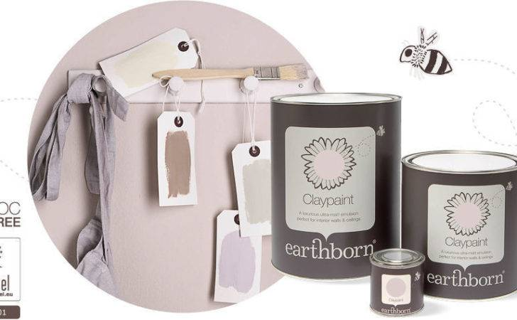 Earthborn Clay Paint Voc Eco Label Lovely