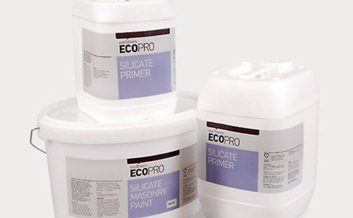 Earthborn Eco Friendly Trade Paints Ecopro
