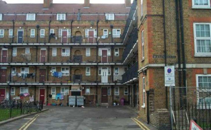East End London Run Down Ghetto Todays Controversy