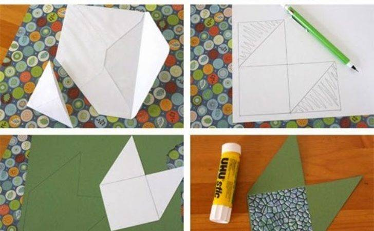 Easy Craft Ideas Kids Make Home Daily