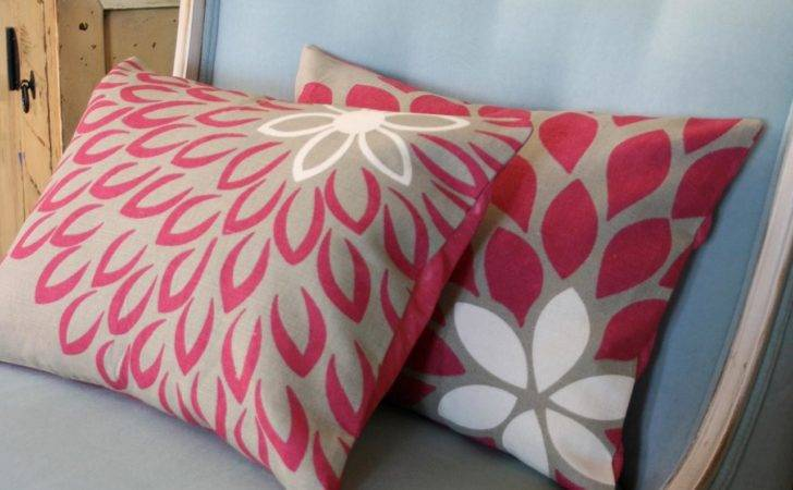 Easy Sew Pillows Hgtv