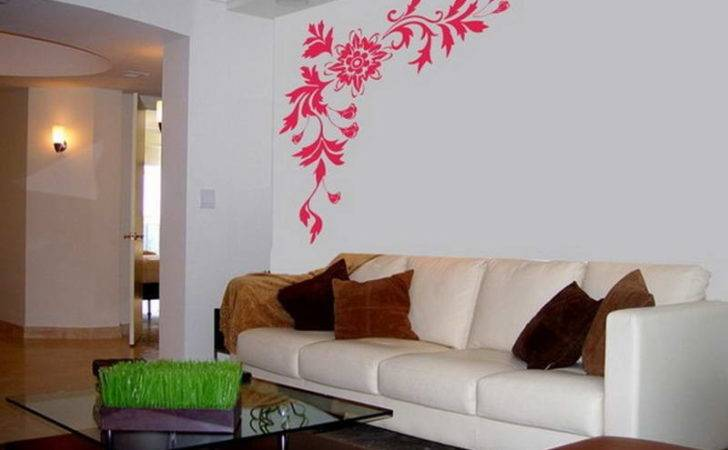 Easy Wall Painting Ideas Living Room
