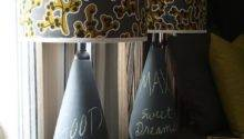 Easy Ways Decorate Your Lamp Shades