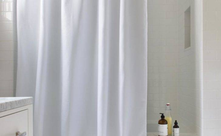 Easy Ways Upcycle Plain Shower Curtain Hgtv
