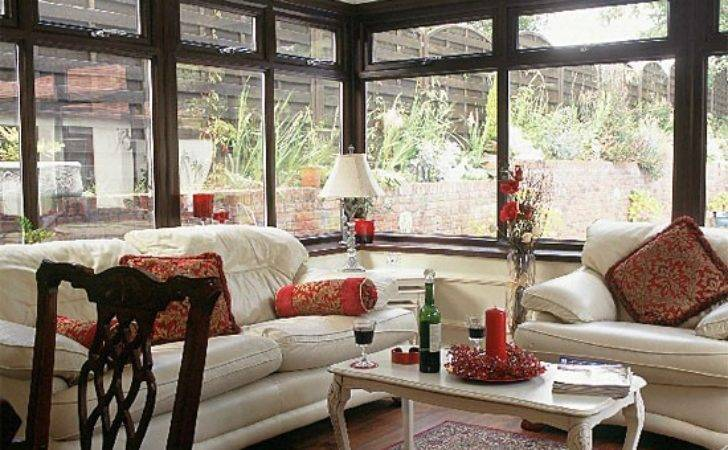 Eclectic Living Room Conservatory Furniture