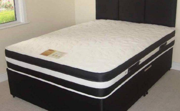 Eco Memory Pocket Sprung Foam Divan Bed