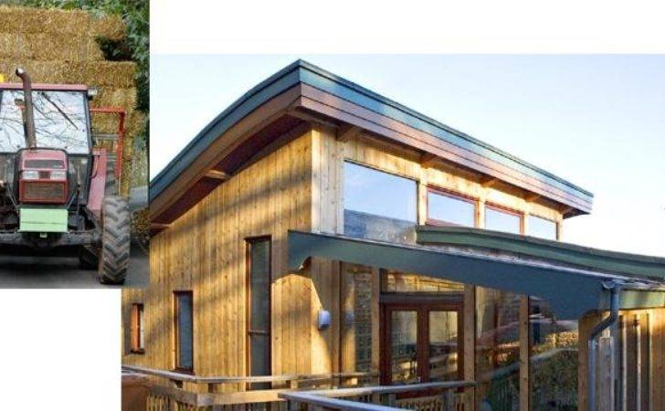 Eco Self Build House Case Studies Timber Frame Company