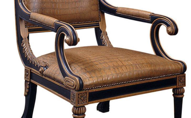 Egeo Armchair Traditional Armchairs Accent Chairs