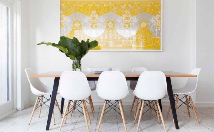 Eiffel Chairs Dowel Base Dining Room Contemporary Ikea