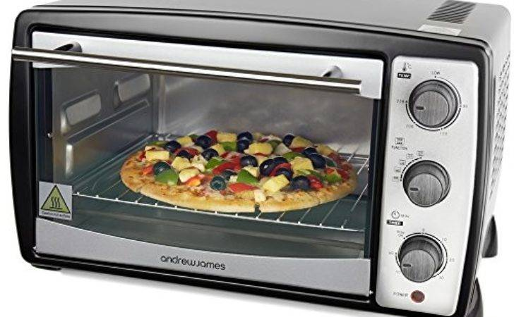 Electric Countertop Cookers Grills Pizza Oven