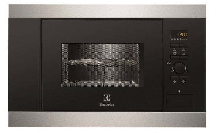 Electrolux Ems Integrated Built Microwave Oven