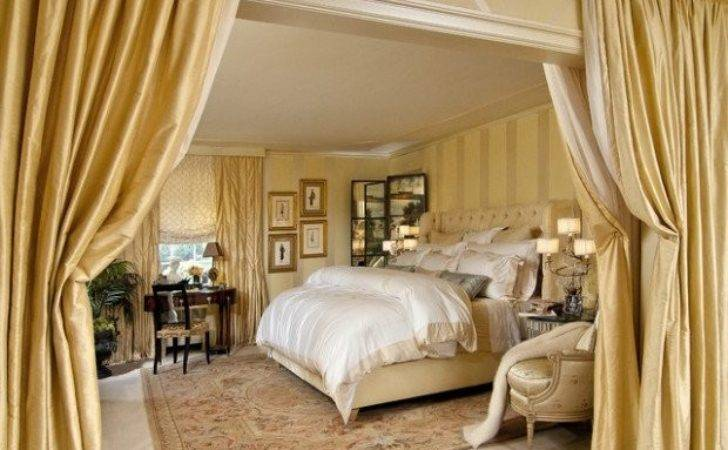 Elegant Luxury Master Bedroom Design Ideas Style