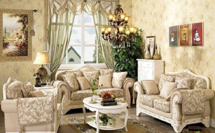 Elegant Shabby Chic Living Rooms Furnitureteams