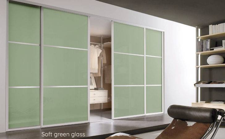 Ellipse Sliding Wardrobe Kit Slide Wardrobes Direct