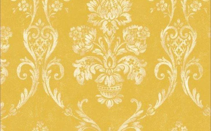 English Cottage French Country Golden Yellow