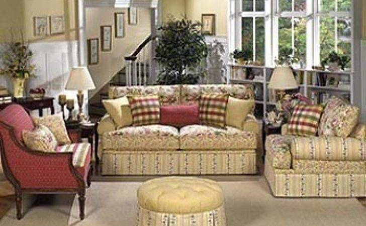 English Country Furniture Living Room