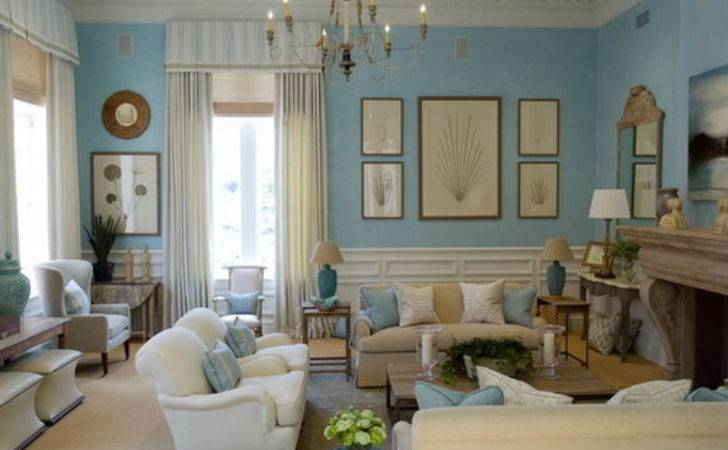 English Country Living Room Photos