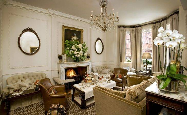 English Style Interior Design Ideas