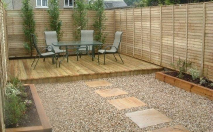 Epic Decking Designs Small Gardens Inspiration