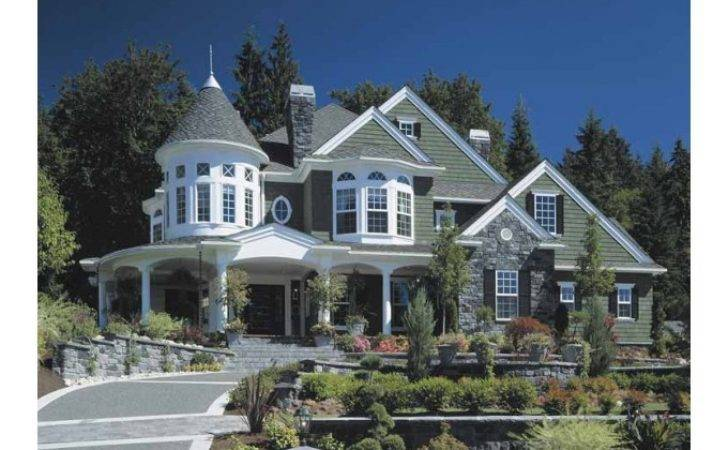 Eplans Victorian House Plan Traditional Facade