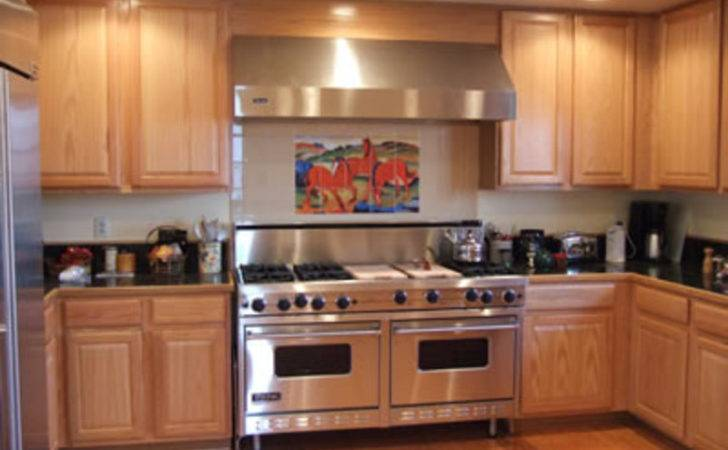 Examples Kitchen Backsplashes Tile Murals