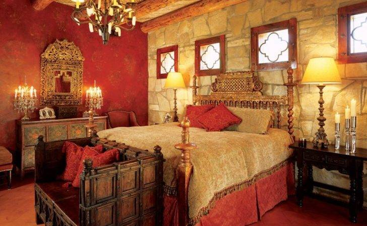 Exotic Bedroom Catherine Badger Architectural Digest
