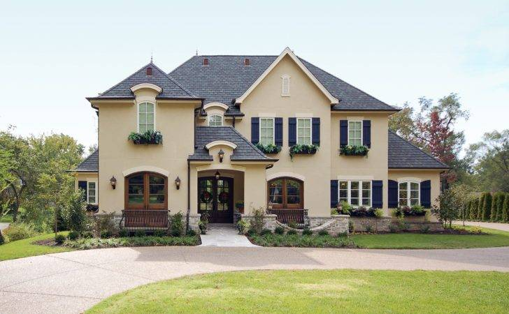 Exterior Colors French Home Design Ideas