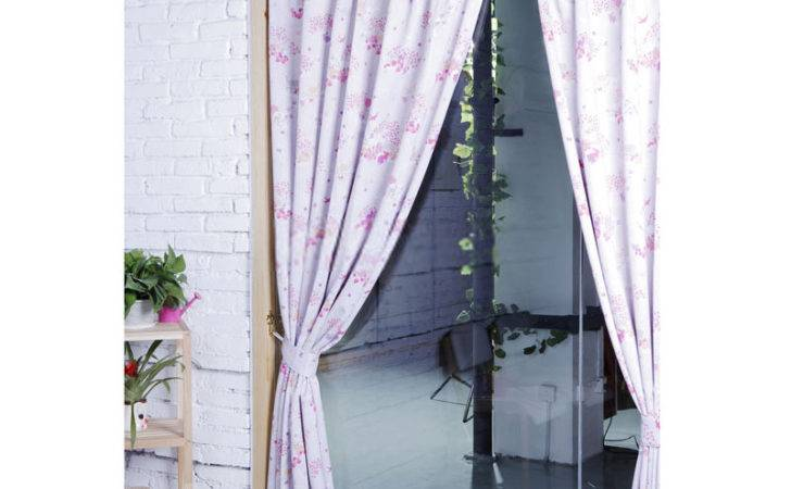 Extra Large Ready Made Curtains Novel Patterns Doors
