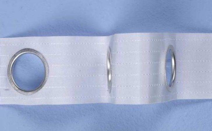 Eyelet Tape Curtain Fabric Tapes