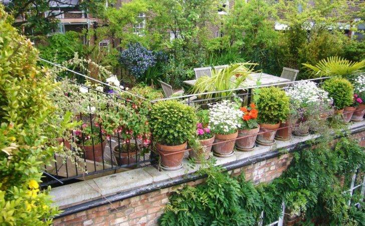 Fabulous Space Saving Designs Rooftop Garden