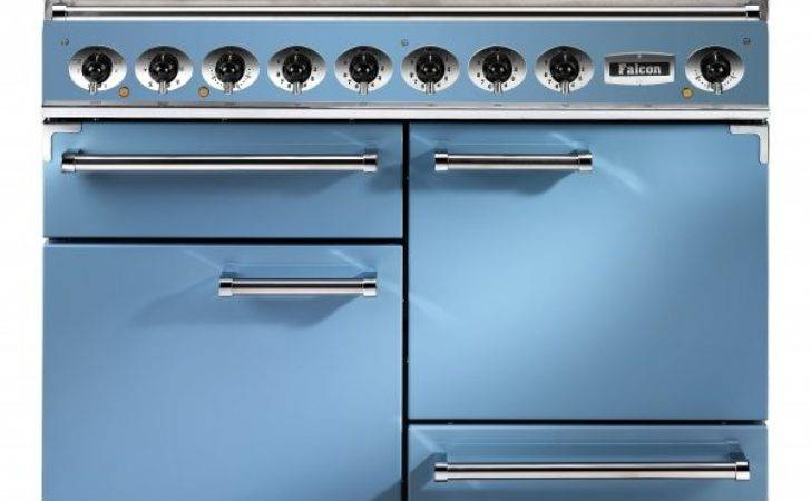 Falcon Deluxe Induction Hob Range Cooker