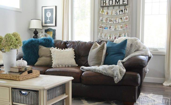 Fall Home Tour Simple Woodland Inspired Country