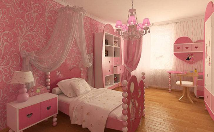 Fall Love Heart Themed Bedroom Designs Home